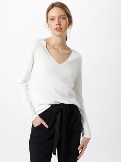 ESPRIT Pullover in offwhite, Modelansicht