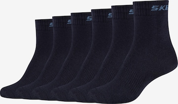 SKECHERS Socken 'Mesh Ventilation' in Blau