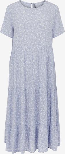PIECES Kleid 'Rebecca' in lavendel / weiß, Produktansicht