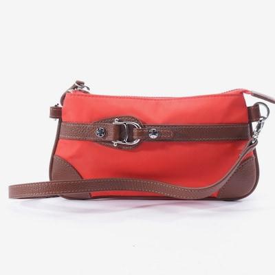 AIGNER Abendtasche in XS in braun / rot, Produktansicht