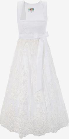 BERWIN & WOLFF Dirndl in White