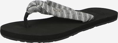 Infradito 'PAIA IV' ROXY di colore nero / bianco, Visualizzazione prodotti