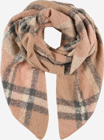 PIECES Scarf 'Pyron' in Pink