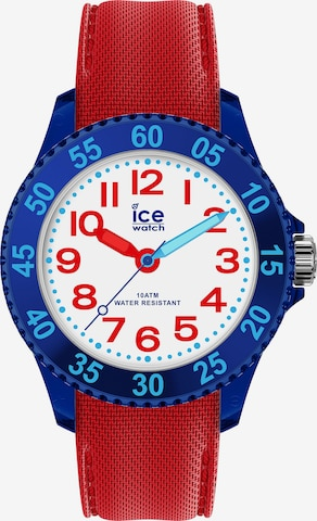 ICE WATCH Uhr in Rot