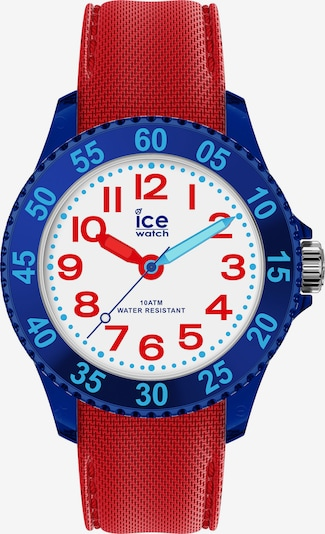 ICE WATCH Uhr in blau / rot, Produktansicht