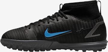 NIKE Sports shoe 'Mercurial 8 Academy' in Black