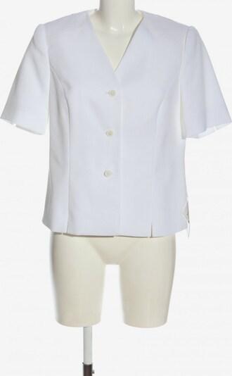 Atelier Creation Kurz-Blazer in L in weiß, Produktansicht