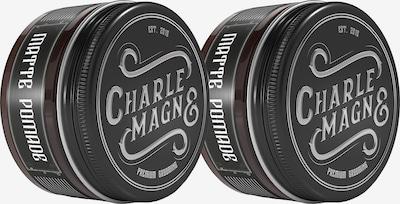 Charlemagne Premium Haarwachs Charlemagne Premium Matte Pomade in weiß, Produktansicht
