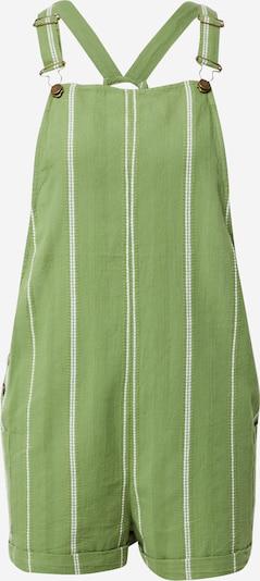 Tuta jumpsuit ROXY di colore verde / bianco, Visualizzazione prodotti