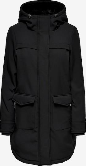 ONLY Wintermantel 'ONLMAASTRICHT' in de kleur Zwart, Productweergave