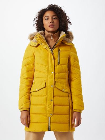 TOM TAILOR Mantel in gelb, Modelansicht