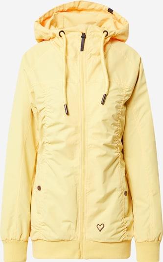 Alife and Kickin Übergangsjacke 'Black Mamba' in gelb / schwarz, Produktansicht