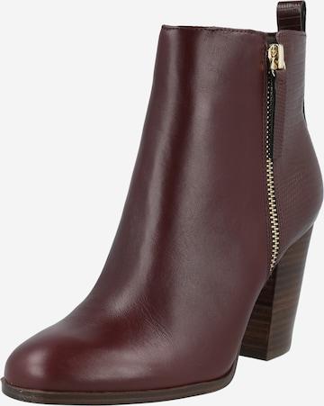 ALDO Ankle Boots 'NOEMIEFLEX' in Braun