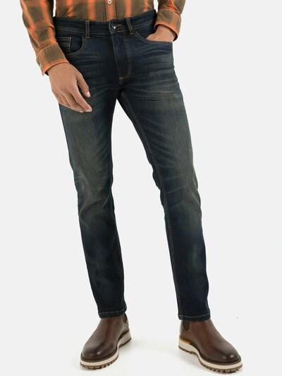 CAMEL ACTIVE Jeans FleXXXactive Slim Fit in blau, Modelansicht