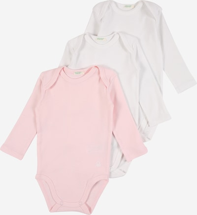 UNITED COLORS OF BENETTON Barboteuse / body en beige / rose ancienne, Vue avec produit