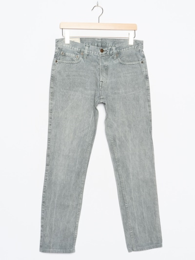 HOLLISTER Jeans in 32/30 in grey denim, Produktansicht