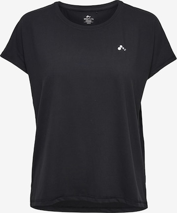 ONLY PLAY Performance shirt 'Aubree' in Black