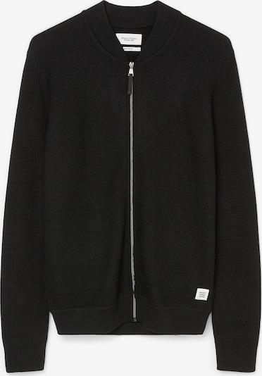 Marc O'Polo DENIM Cardigan in schwarz, Produktansicht