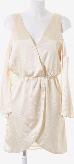 Sabo Langarmkleid in S in apricot / weiß, Produktansicht