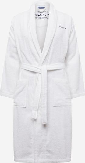 GANT Dugi kupaći ogrtač u mornarsko plava / prljavo bijela, Pregled proizvoda