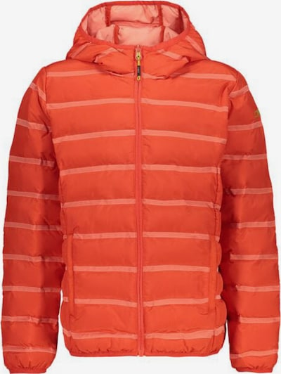 CMP Outdoorjacke 'Flock Hoodie' in orange, Produktansicht