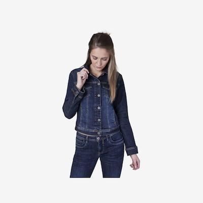 Blue Fire CO Jeans in Blue, View model