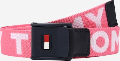TOMMY HILFIGER Opasek - světle růžová / bílá, Produkt