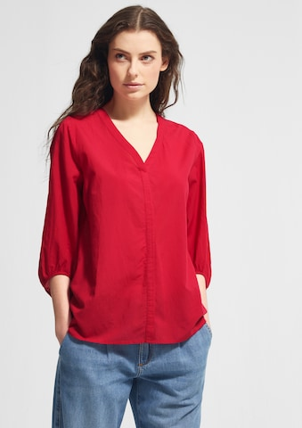 comma casual identity Bluse in Pink