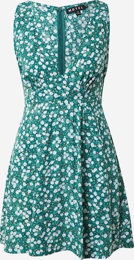 Motel Summer Dress 'ENSLEE' in Opal / Petrol / Jade / Apricot / White, Item view