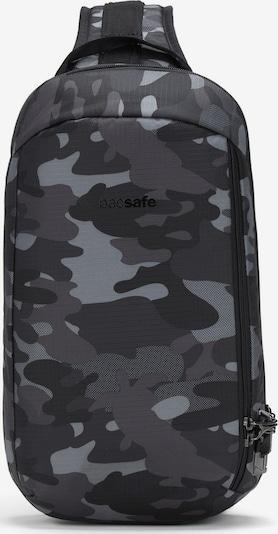 Pacsafe Crossbody Bag 'Vibe 325' in Light grey / Dark grey, Item view