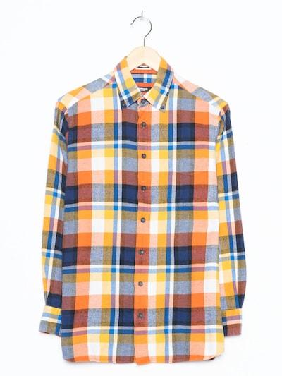 Walbusch Flanellhemd in L in mischfarben, Produktansicht
