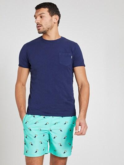 Shiwi Bluser & t-shirts 'Marc' i navy: Frontvisning
