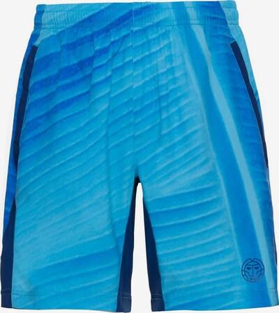 BIDI BADU Shorts Iras mit lässigem Markendruck in blau / mischfarben, Produktansicht