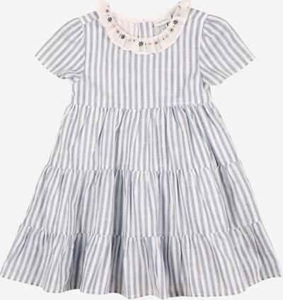 OVS Kleid in taubenblau / weiß, Produktansicht