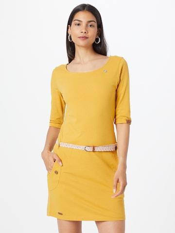 Ragwear Dress 'TANYA' in Yellow