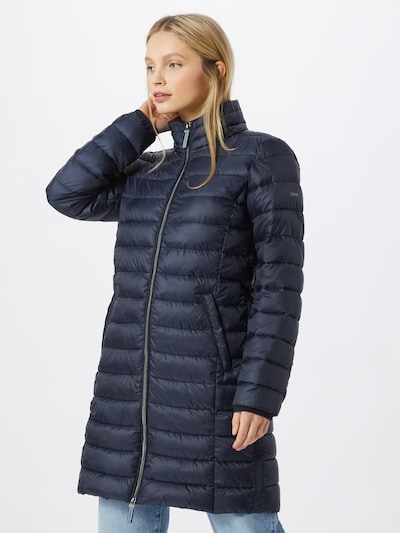 ESPRIT Winter coat in Navy, View model