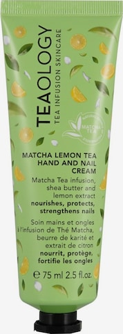 Teaology Hand Cream 'Matcha Tea' in