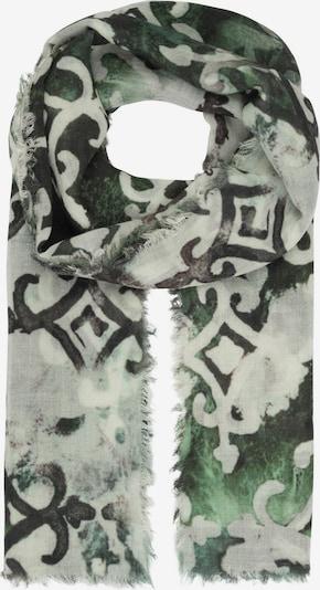 APART Schal mit Ornamenten mit Ornamenten in grün, Produktansicht