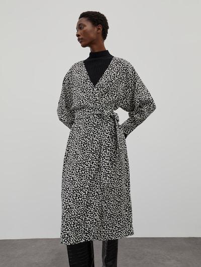 EDITED Kleid 'Zaylee' in mischfarben / schwarz, Modelansicht