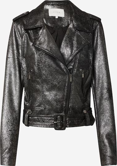 VILA Jacke in schwarz / silber, Produktansicht
