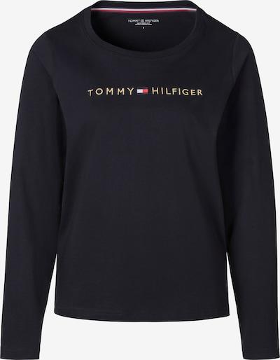 Tommy Hilfiger Underwear T-Shirt in dunkelblau / gold / rot / weiß, Produktansicht