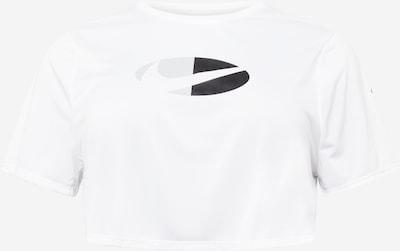 NIKE Shirt 'Nike' in schwarz / weiß, Produktansicht