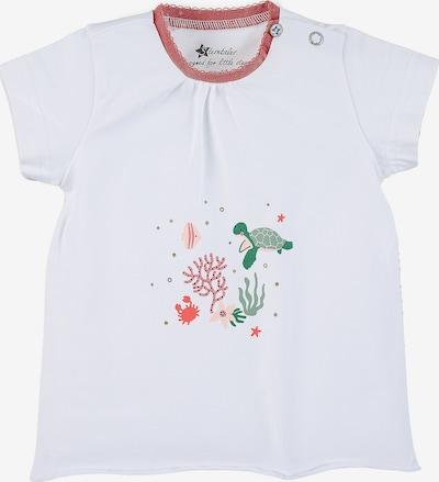 STERNTALER Shirt in mischfarben / weiß, Produktansicht