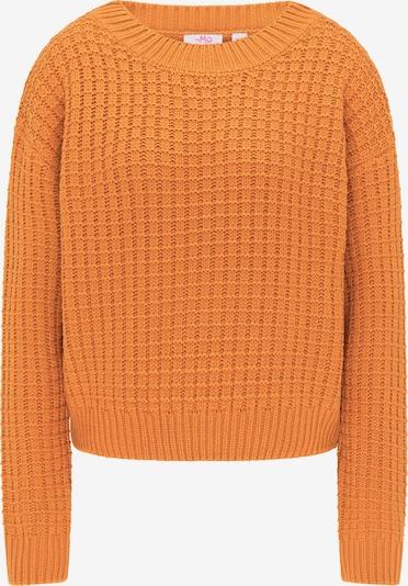 MYMO Strickpullover in orange, Produktansicht