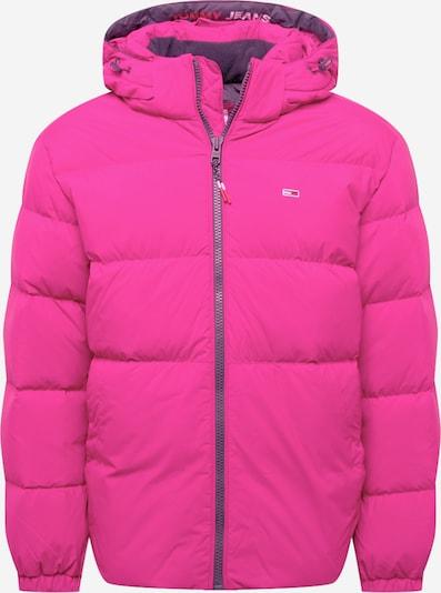Tommy Jeans Veste d'hiver en rose, Vue avec produit
