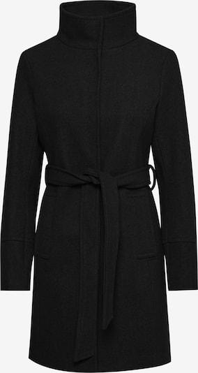 b.young Wollmantel 'BYCILIA COAT' in schwarz, Produktansicht