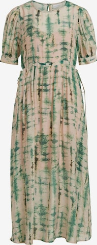 VILA Kleid 'Linua' in Beige