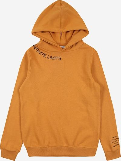 NAME IT Sweter w kolorze ciemnożółty / czarnym, Podgląd produktu