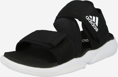 ADIDAS PERFORMANCE Sandal in Black / White, Item view