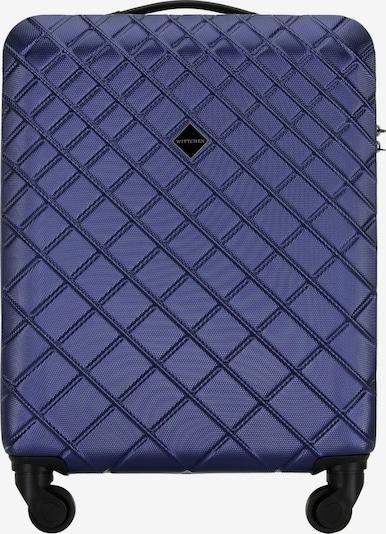 Wittchen Handgepäckkoffer 'Classic Kollektion' in dunkellila, Produktansicht